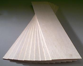 چوب بالسا 5 میلی متر
